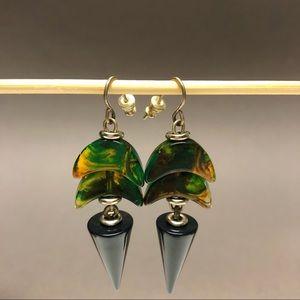 Jewelry - Vintage Italian earrings.